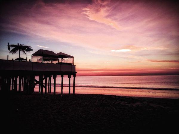 Sunrise Sun_collection Sky Collection Clouds And Sky EyeEm Best Edits Beach Beachphotography Ocean Being A Beach Bum EyeEm Nature Lover