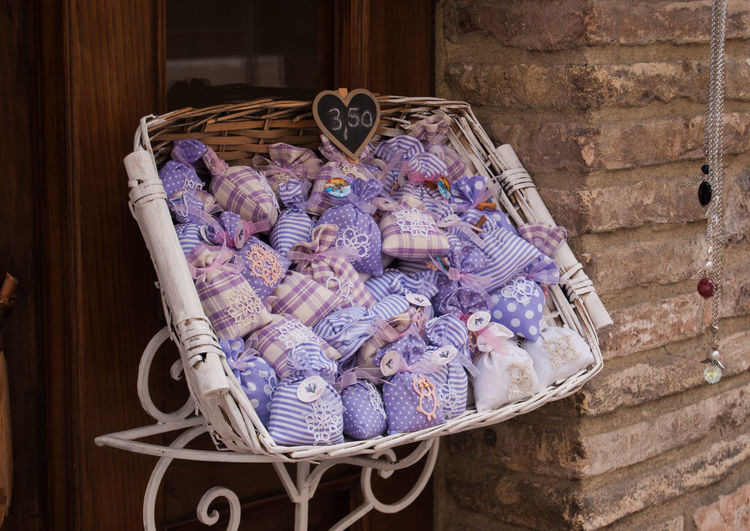 Basketball Abundance Art And Craft Bag Basket Blue Close-up Clothing Container Craft Day High Angle View Indoors  Large Group Of Objects Lavander No People Plastic Plastic Bag Porfume Sachets Still Life Table Textile Wicker Wood - Material