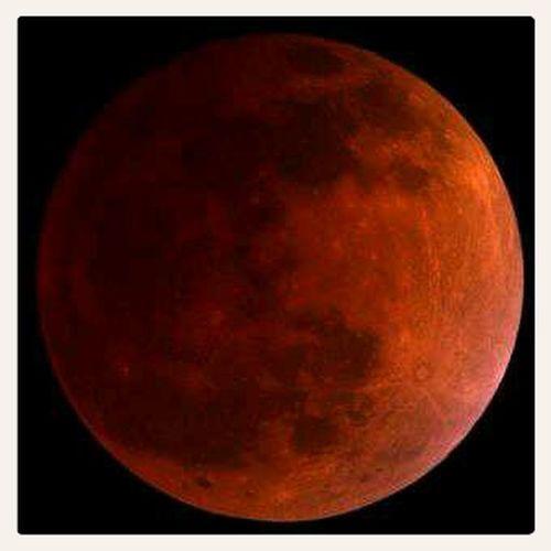 eclipse rojo Moon Goodnight Moon Red Moon