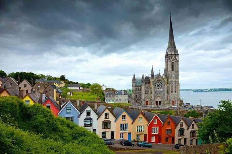 İrlanda coluor homes