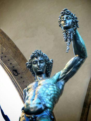 Perseo, Loggia dei Lanzi, Firenze Florence Firenze Firenze With Love Loggiadeilanzi Perseo E La Medusa Tribute - Benvenuto Cellini (Firenze