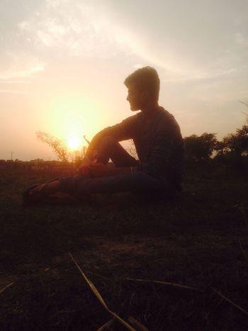 _ Sunset