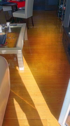 View of empty floor