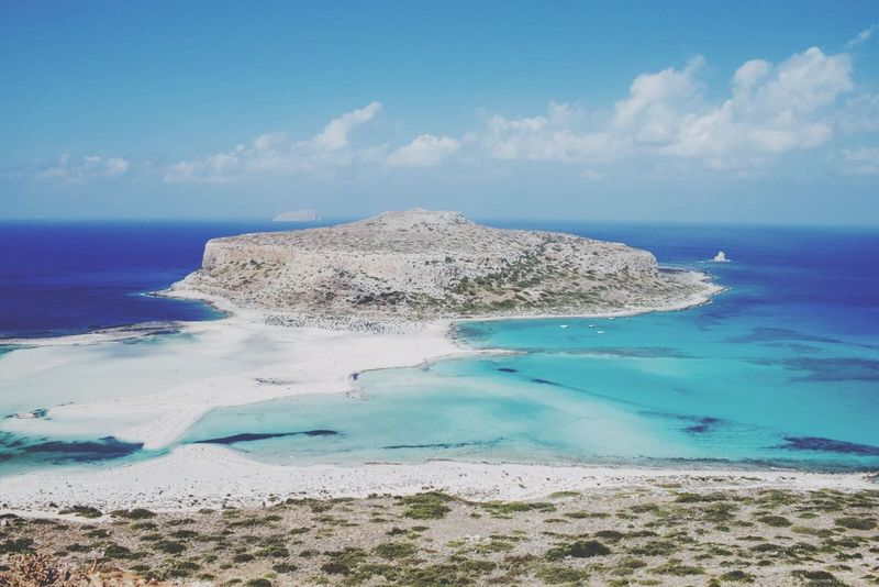 Missing Summer Crete Beautiful Nature EyeEm Nature Lover Summer Holiday Ocean Enjoying The View Memories Aerial Shot