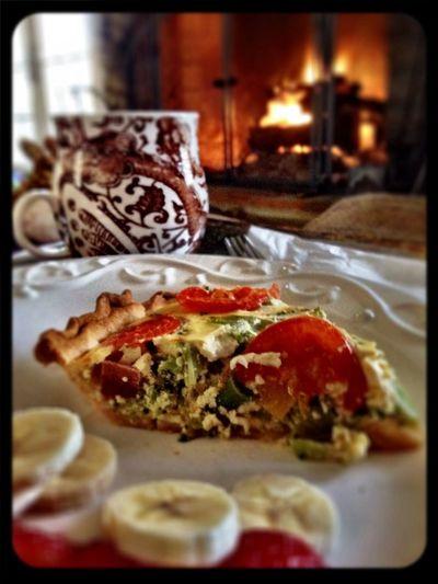 Fireside breakfast The Foodie - 2015 EyeEm Awards