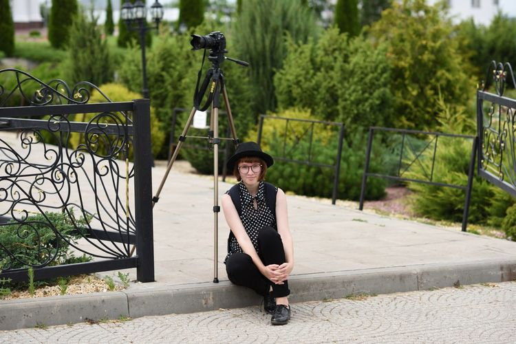 Day Girl One Person Outdoors People Photografer