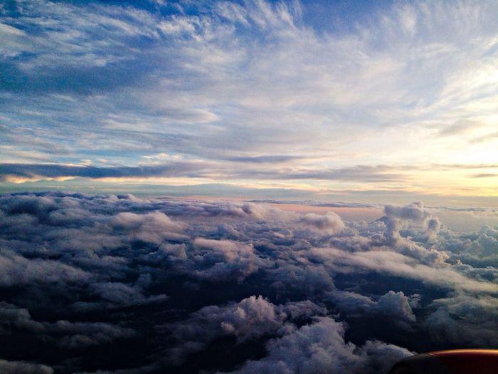 Clouds Sky