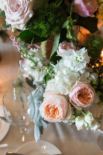 Close-up Floral Florals Flower Flowers Focus On Foreground Fragility Freshness Glass Gold Minette Hand Photography Selective Focus Still Life Table Tables Tables And Chairs Tablescape Tablesetting Wedding Wine Wood
