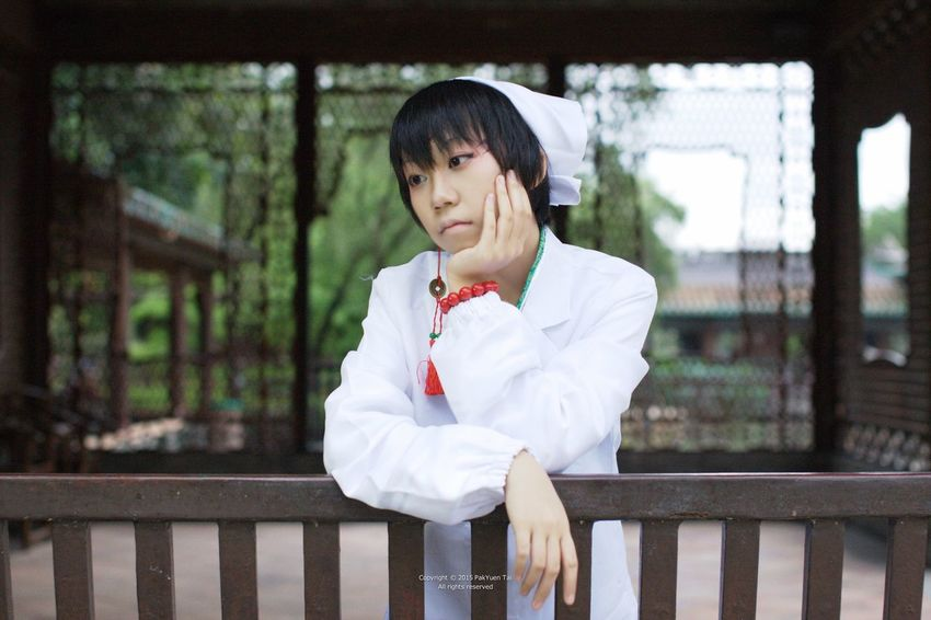 Cosplay - Hakutaku Aug 2015 Cosplay Shoot Cosplay Photo Canon Canon EOS 6D Hong Kong