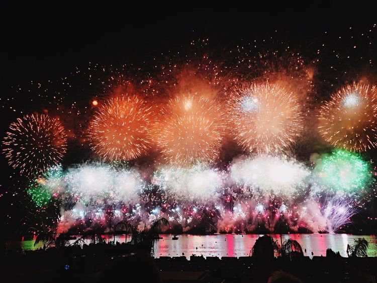 Philippines Dragon Fireworks 🎇🎆 Night Celebration Event Arts Culture And Entertainment Firework Display Firework Illuminated Exploding Motion Sky Firework - Man Made Object Crowd Multi Colored Smoke - Physical Structure Nature Light Group Of People