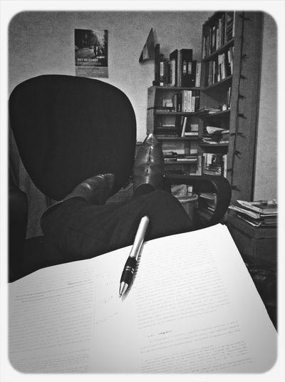 PhD'ing My Saturday Night Proof Reading