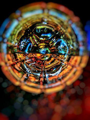 Close-up Multi Colored No People Indoors  Bottle Art Saft  Star Flower ArtWork Filtered Image