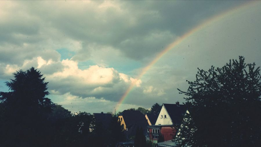 Rainbow Regenbogen StattGarten