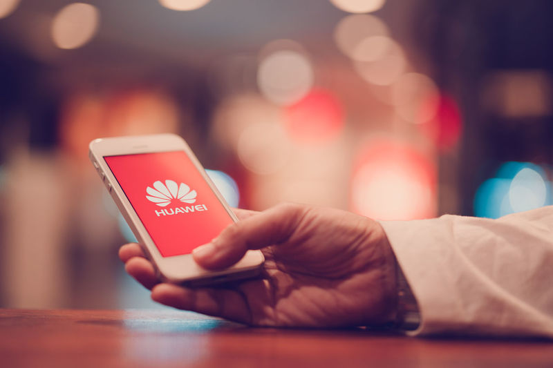 Huawei Us Access Android Ban Block Bokeh China Company Delay Device Editorial  Focus Future Gadget Google Hand Hold Icon Illustrative ISSUE Light Logo Mobile Network Phone Prohibition Screen Selective Smartphone Supply Surface Technology Telecommunication Update