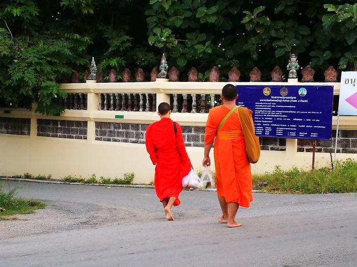 Lamphun ,Thailand ตะลุยเดี่ยวแบกเป้เที่ยว