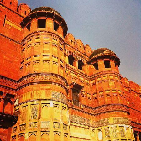 Red Fort #dehli Dehli