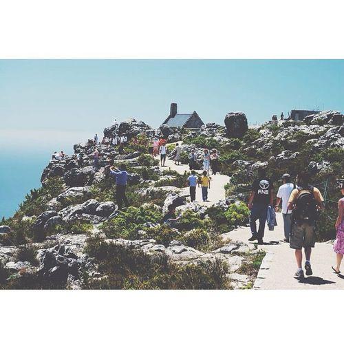 If not now, when? Explored Table Mountain. Capetown Vscoza Vscosa Vscocam