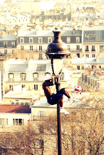 Paris Monmartre Paris, France  Fotball Sacre Coeur Streetphotography Street Art