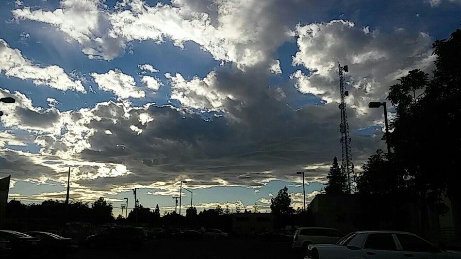 Calisky Cloudporn Clouds And Sky Skyporn Vallejo My Cali Life