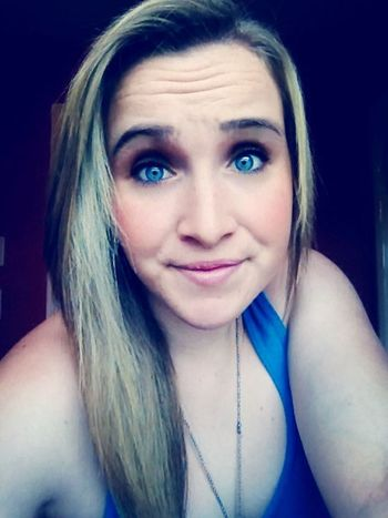 Remember to think happy thoughts Taking Photos That's Me Blue Eyes Girl