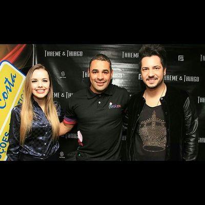 Thaeme & Thiago Show Expoá Poa Thaemeethiago