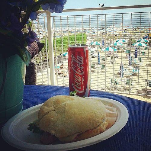Relax Food Paninazzo Tioloco cocacola acasadasola sistabene gnamgnam hola