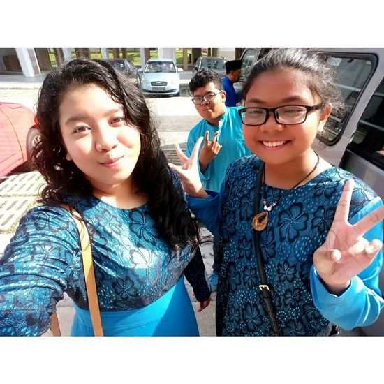 Blue on Hari Raya Tbday3