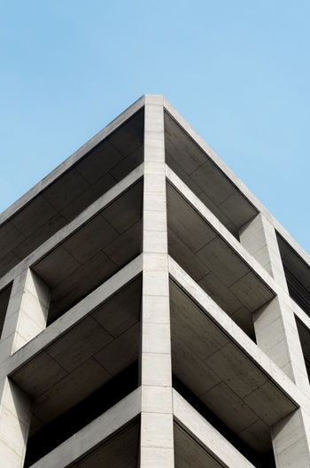 Architecture Low Angle View Built Structure Building Exterior City Modern London Office Building Looking Up Architectural Minimal Minimalism Building The Architect - 2017 EyeEm Awards Architecturelovers