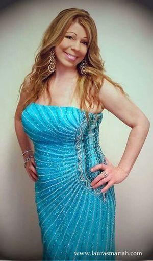 Mariah Lookalike Talent Impersonator MariahCarey