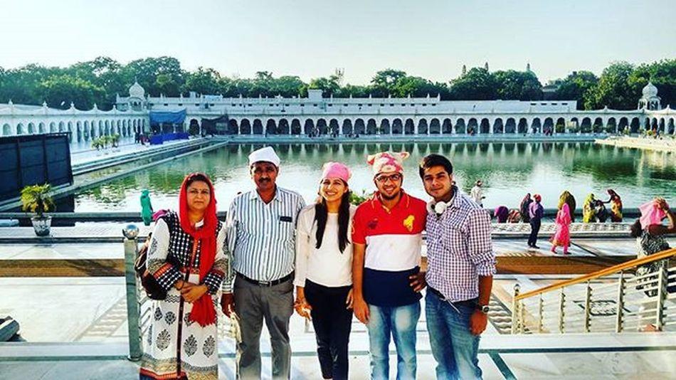 Gurudwara Bangla Sahib. Sidtraveldiaries FamilyTime
