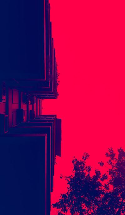 Alem do alcance.... EyeEmNewHere Brazil J7primephotography Rio De Janeiro #urbanana: The Urban Playground Tree Close-up Built Structure Exterior Stairway Residential Structure
