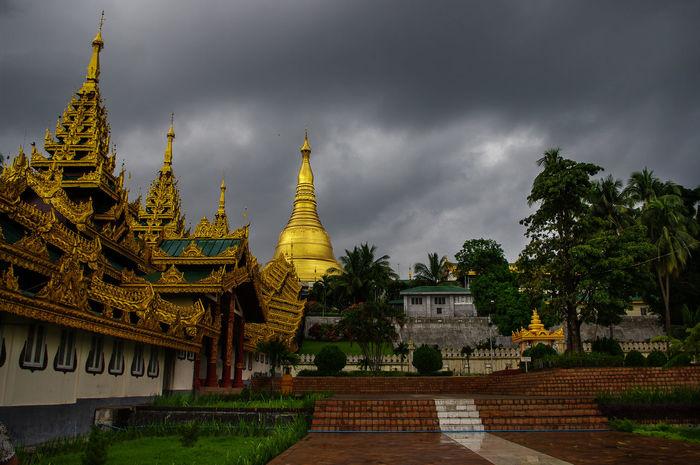 Shwedagon Pagoda Architecture ASIA Asian Culture Buddhism Buddhist Temple Burma Culture Famous Place Historical Building History International Landmark Myanmar Pagoda Place Of Worship Rangoon Religion Shwedagon Spirituality Temple Temple - Building Tourism Travel Destinations Yangon