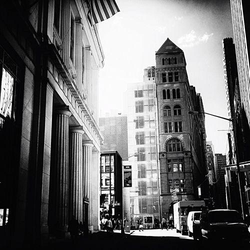 Blackandwhite New York
