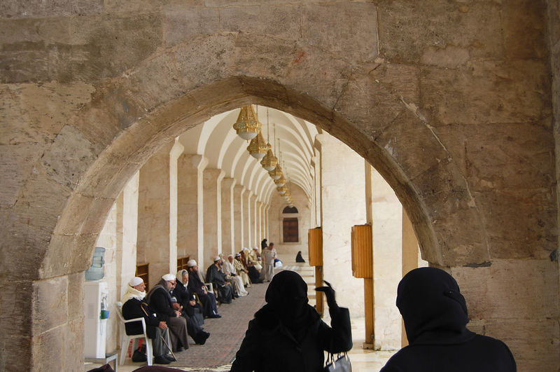 Great Mosque of Aleppo City Great Mosque Of Aleppo Syria  Aleppo Mosque Muslim