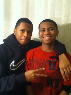 Me And The Bro