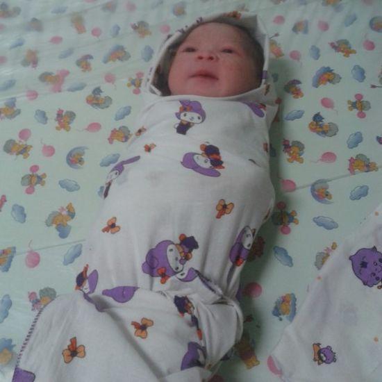 Alhamdulillah ... seorang putri yang dititipkan oleh-Nya ... semoga menjadi anak yg soleha ... amin Baby First Girl Anak Bayi Pertama Soleha