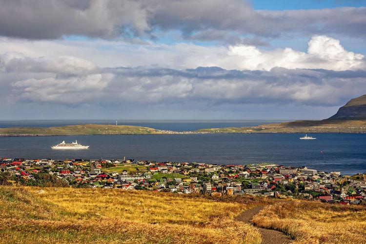 Torshavn city