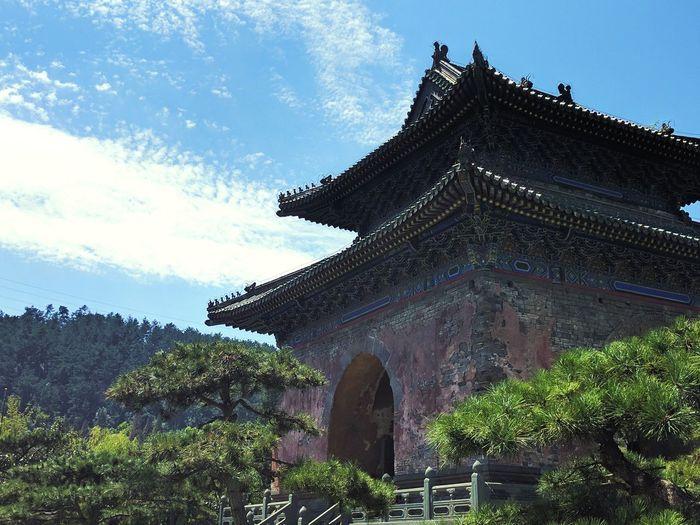 YuXU Palace Wudangshan China No People EyeEmNewHere EyeEmNewHere