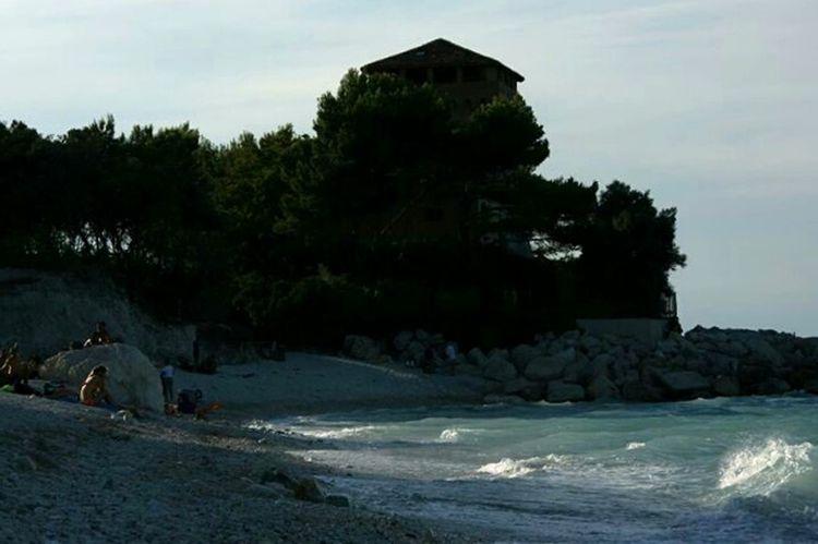 Conero Life Is A Beach The Magic Secret Of Life Paradise Wave