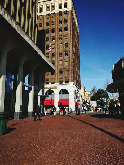 Downtown Berkeley Bayarea Berkeley Shattuck Norcal