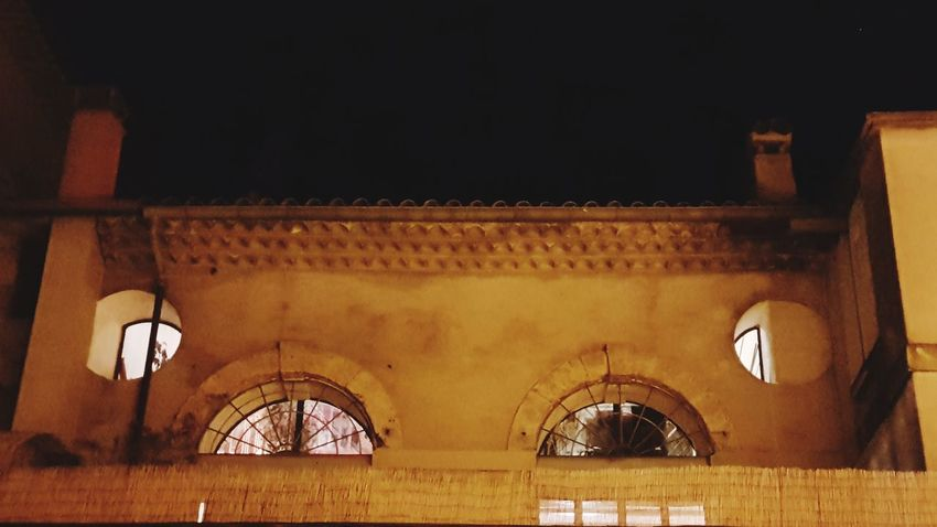 Architecture Night Illuminated No People Building Exterior Arch