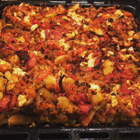 Butter beans roasted in the oven Greek Tomato Sauce Vegetarian Butter Beans Close-up Cooked Feta Cheese Food Food And Drink Freshness Gigantes Gourmet Greek Cuisine Greek Food Grilled Healthy Eating Meat No People Oven Baked Ready-to-eat