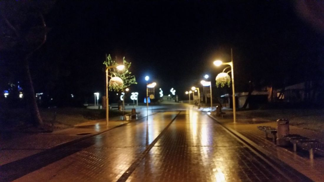 Night in Palanga My Year My View The Week On EyeEm