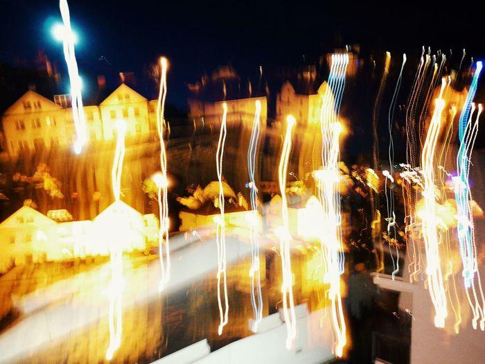 Night Nightphotography City City Lights Illuminated Long Exposure Blurred Motion Motion Sky Light Trail High Street Tail Light Exploding Glowing HUAWEI Photo Award: After Dark #urbanana: The Urban Playground Urban Scene