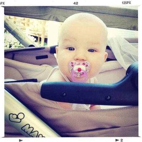 Kiekeboe My Daughter Baby Funny Love ♥