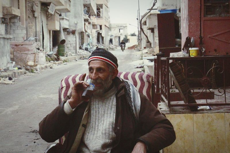 Syria  Aleppo Syria_free Syria_freedoom War Destruction Civilian Canon Canonphotography Lens Kamera Day_photography Focus