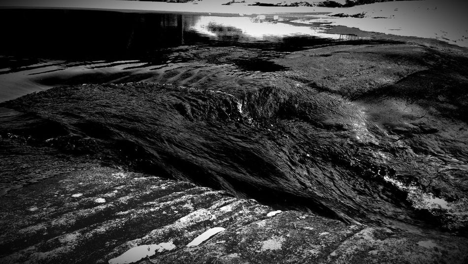 Frozen in Time One Photo A Day 2014 MADE IN SWEDEN Water_collection Black And White Excellence