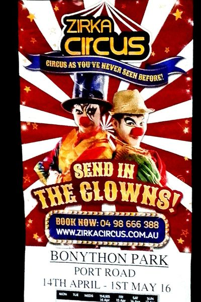 Circus Clowns Zirka Circus ZirkaCircus Send In The Clowns Sendintheclowns Color Posters Postercolor Wall Poster Poster Wall Advertisingposters Posterporn Postercollection Poster Art Poster Advertising Poster Posterart Posterwall Posters Advertisement Signage Poster Collection Circus Posters Circusposter Circus Poster Colour Posters