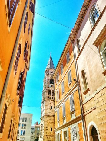 Old town in Zadar Architecture Urban Old Old Buildings Urban Geometry Urban Landscape City Outdoors Traveling Travel Photography Hdr_Collection Mobilephotography EyeEm Best Edits The Traveler - 2015 EyeEm Awards The Architect - 2015 EyeEm Awards Miles Away Neighborhood Map Been There.