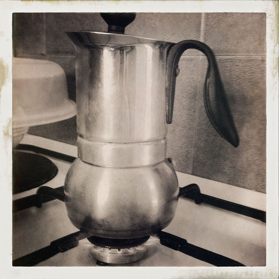Black & White Coffee Food And Drink Italian Coffee Old-fashioned Vintage